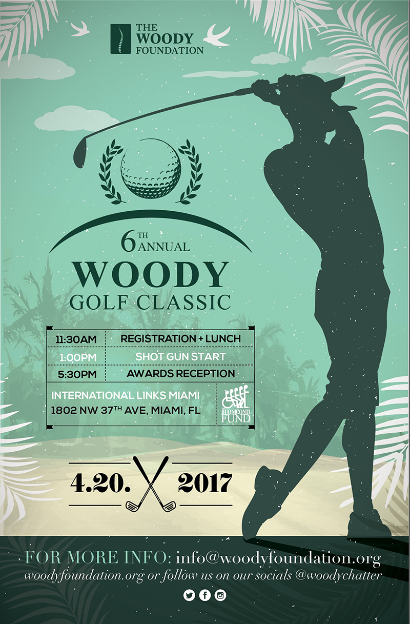 6th Annual Woody Golf Classic
