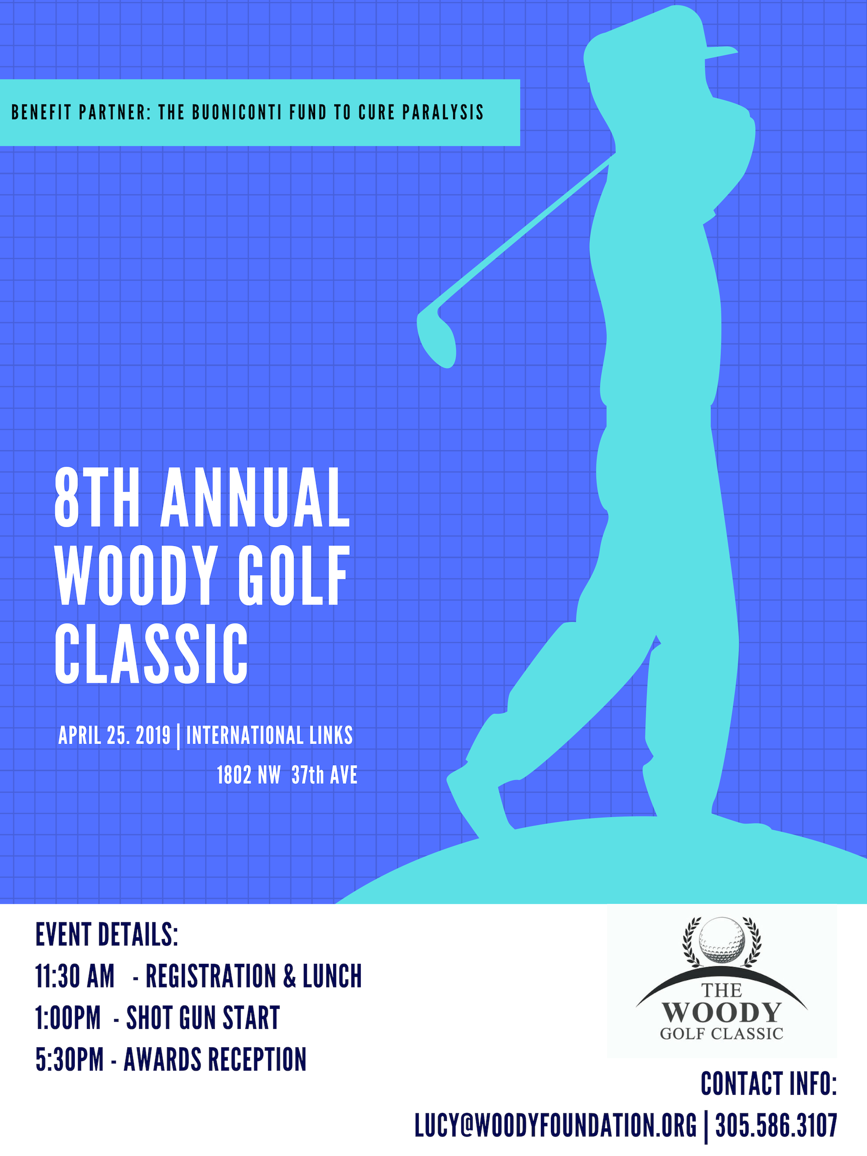 8th Annual Woody Golf Classic