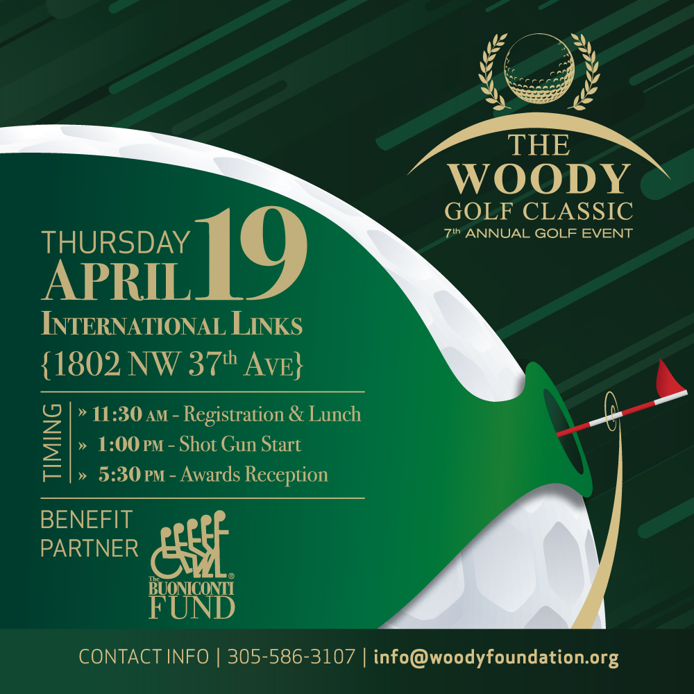 7th Annual Woody Golf Classic