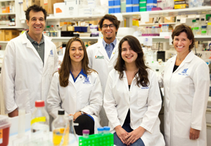 Three Miami Project Researchers Earn NINDS Fellowships